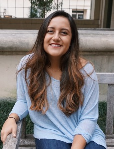 Maria Andrade -Merchandise Co-Chair (Spring '16 Sweetie)