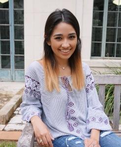 Jacqueline Vela - Secretary (Spring '16 Sweetie)